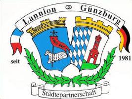 Logo Jumelage Lannion Gunzburg